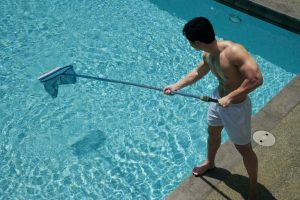 Keeping Your Pool Clear in Hot Weather